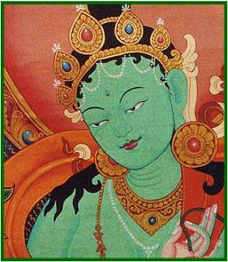 Green Tara Initiation