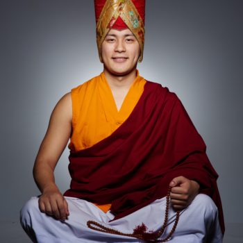 HEAvikrita Rinpoche with hat